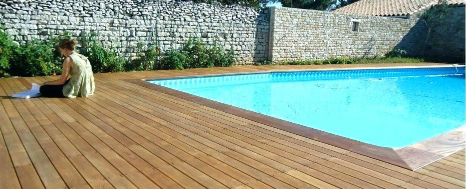 Quel bois pour terrasse autour piscine