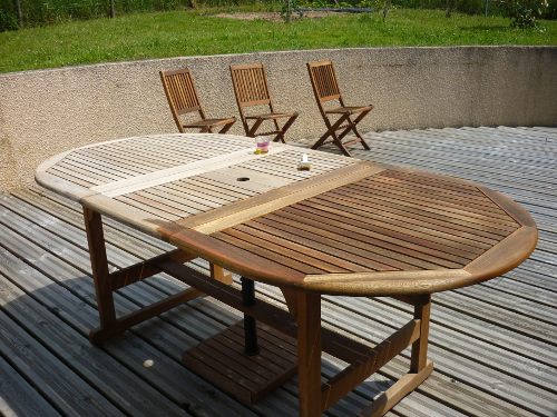 Awesome Renover Sa Table De Jardin En Plastique Pictures ...
