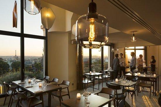 Terrass hotel paris booking.com