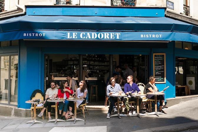 Restaurant terrasse paris 2018