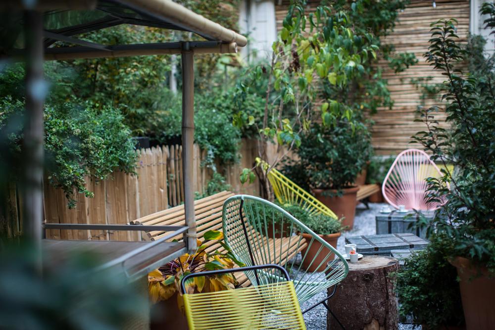 Restaurant terrasse paris saint germain