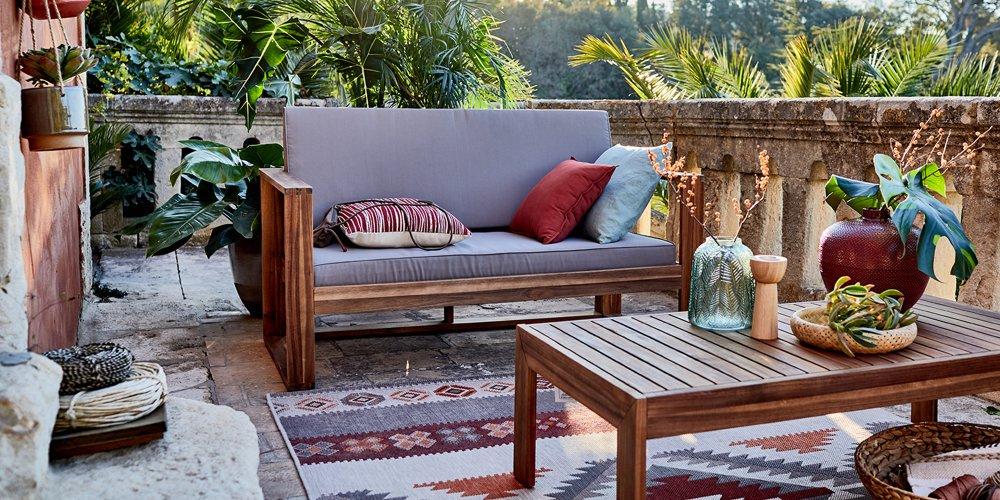 Chaise de salon de jardin en solde - Mailleraye.fr jardin