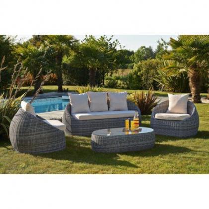 mobilier de jardin resine tressee leroy merlin. Black Bedroom Furniture Sets. Home Design Ideas