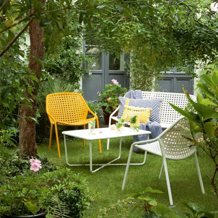 camif salon de jardin fermob jardin. Black Bedroom Furniture Sets. Home Design Ideas