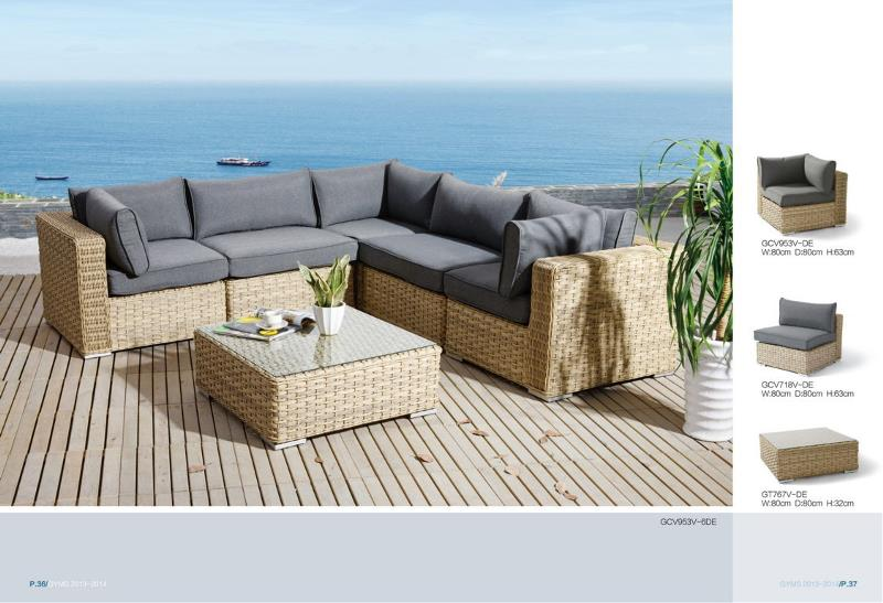 salon de jardin en resine tressee naturel. Black Bedroom Furniture Sets. Home Design Ideas