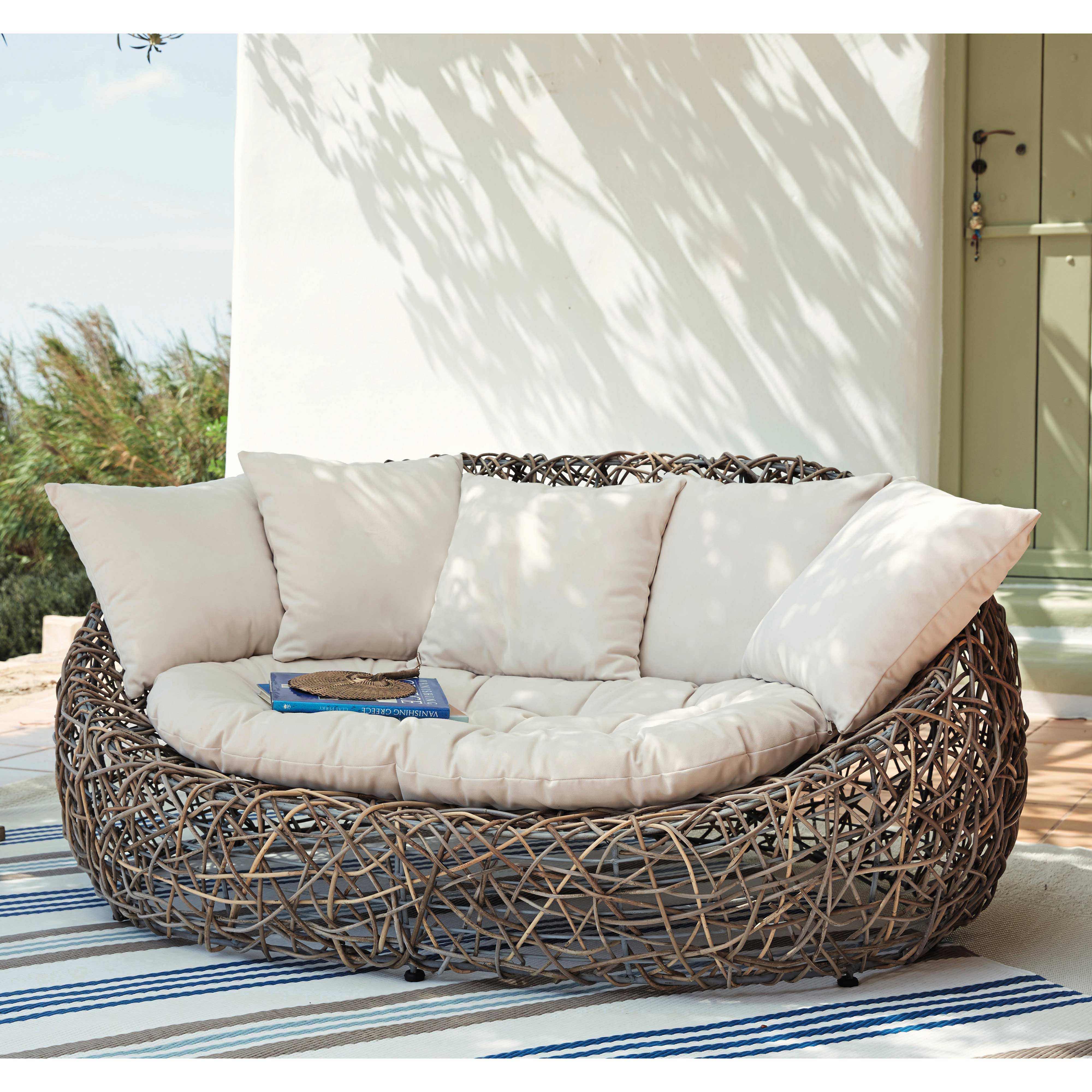 Best Salon De Jardin Rotin Rond Pictures - House Design ...