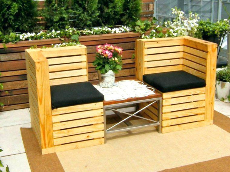 Mobilier de jardin pour petit balcon - Mailleraye.fr jardin