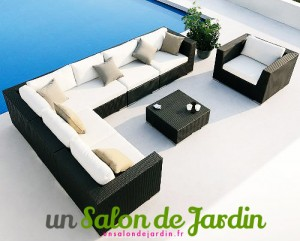 Salon De Jardin Tresse Chez Leroy Merlin Maillerayefr Jardin