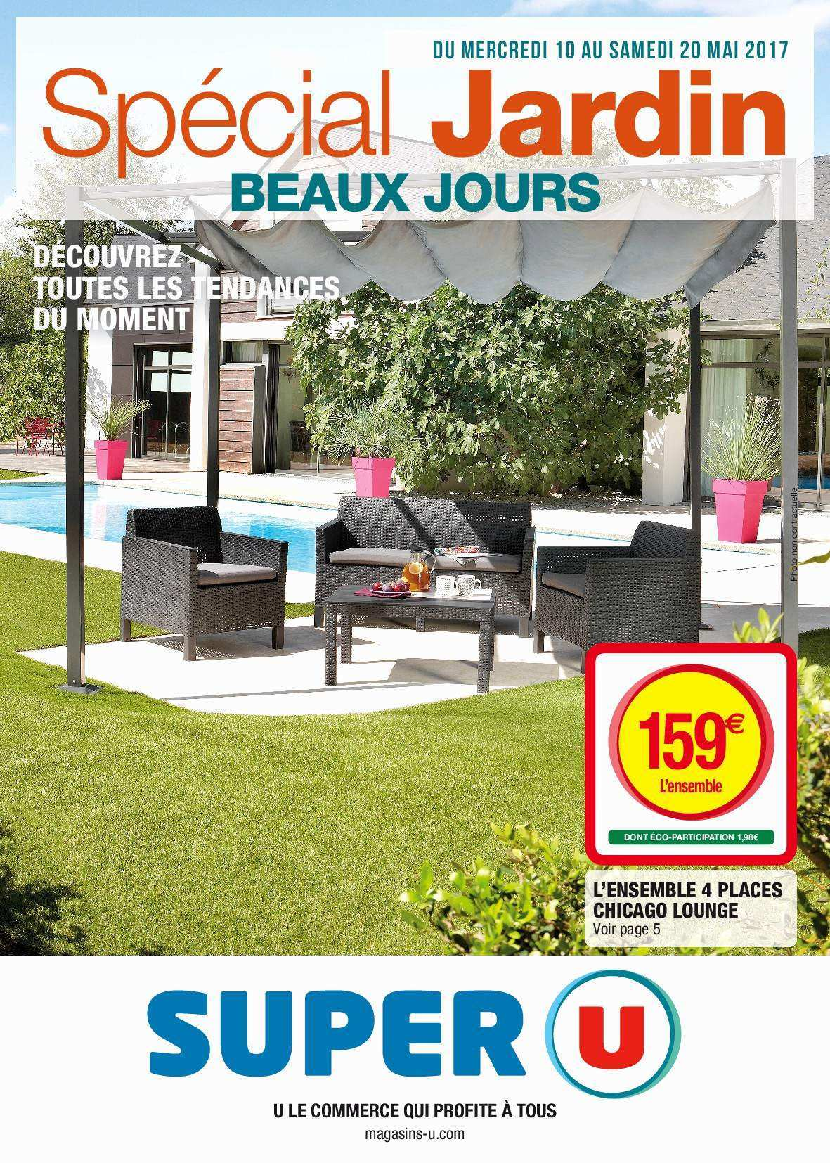 Salon Pictures House Jardin Beautiful Pvc De Super U shtrQdC