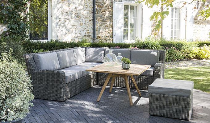 Table salon de jardin truffaut - Mailleraye.fr jardin