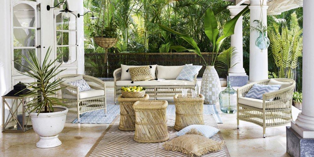 Salon de jardin exterieur solide - Mailleraye.fr jardin