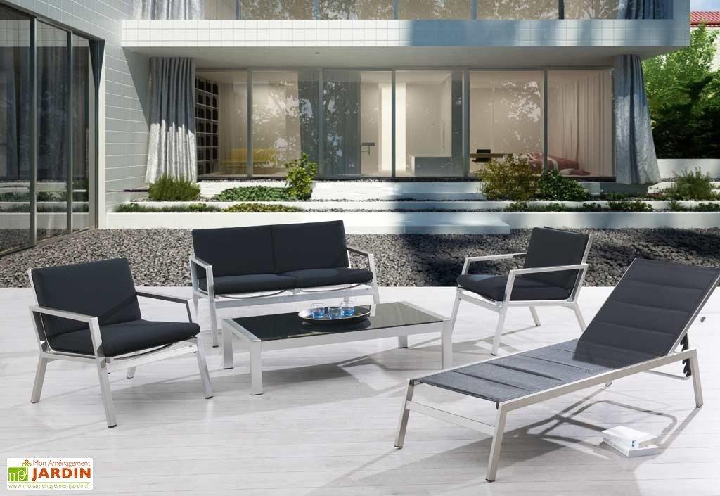 Stunning Salon De Jardin Alu Textilene Photos - House Design ...