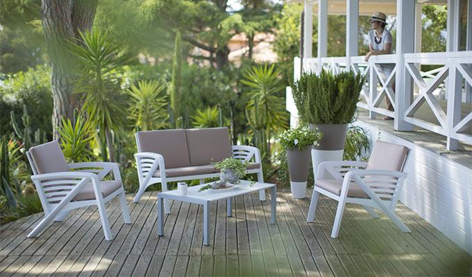 Salon de jardin chez ma jardinerie