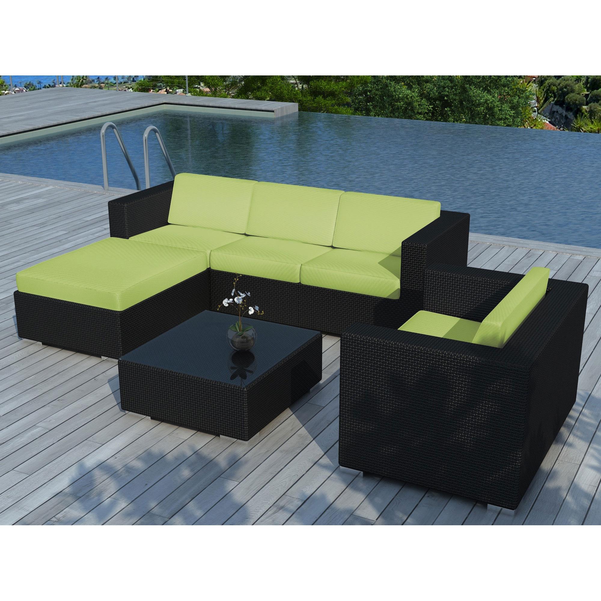 Table basse salon de jardin en resine - Mailleraye.fr jardin