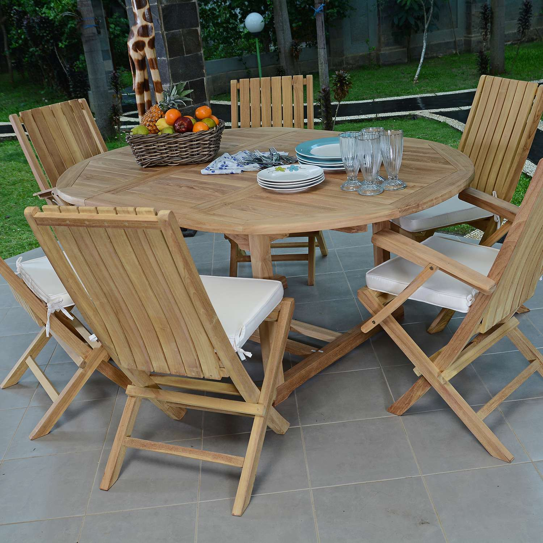 Best Salon De Jardin Teck Direct Usine Images - House Design ...