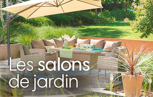 Salon de jardin brighton chez truffaut - Mailleraye.fr jardin