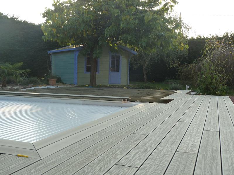 Prix terrasse bois composite silvadec