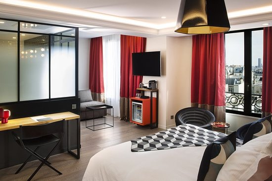Terrass hotel paris montmartre