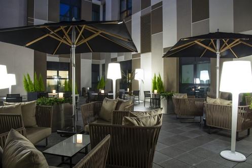 Hotel terrasse nantes