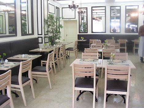 Cafe terrasse oyonnax