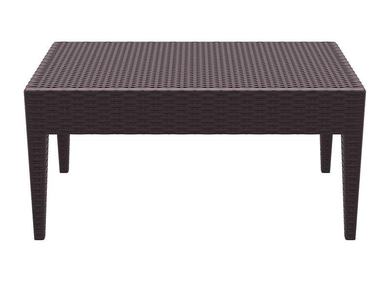 Petite table basse de salon de jardin - Mailleraye.fr jardin