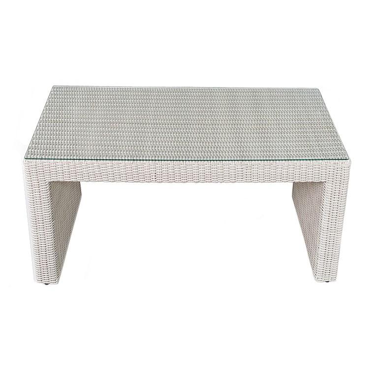 Table basse salon de jardin resine tressee - Mailleraye.fr ...