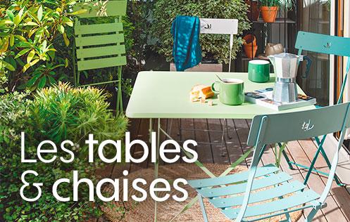 Awesome Table Jardin Mosaique Truffaut Ideas - House Design ...
