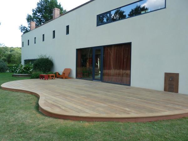 Specialiste terrasse bois yvelines - Mailleraye.fr jardin
