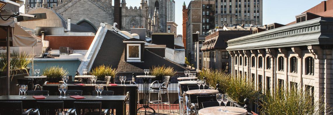 Terrasse hotel nelligan menu