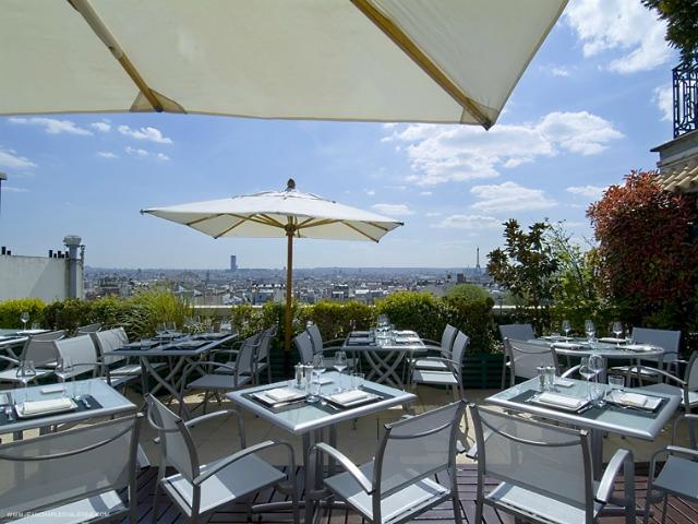 La terrasse restaurant paris 17