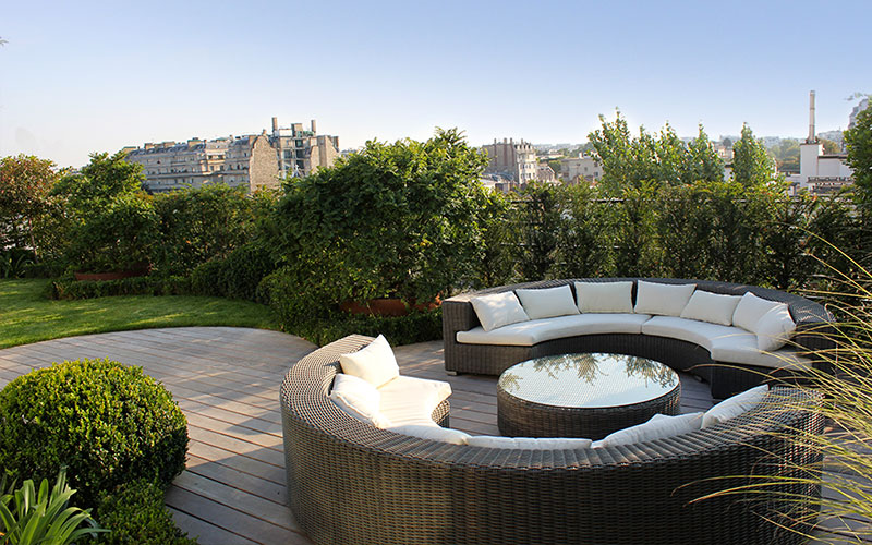 Terrasse neuilly