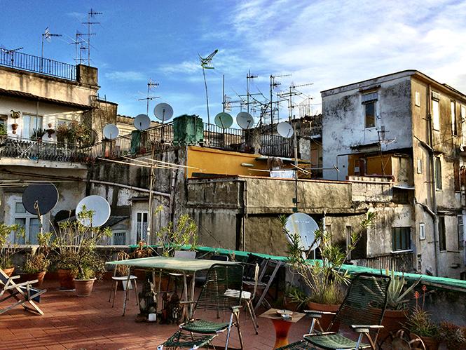 Hotel terrasse naples