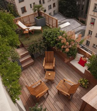 Image terrasse amenagee