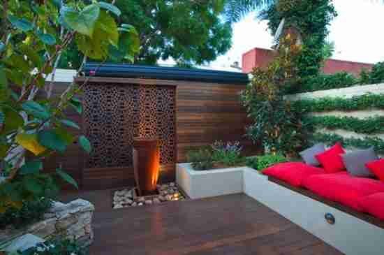 Image terrasse amenagee - Mailleraye.fr jardin