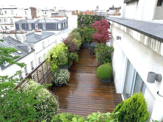 Piscine avec terrasse amovible