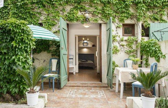 Appartement terrasse et jardin