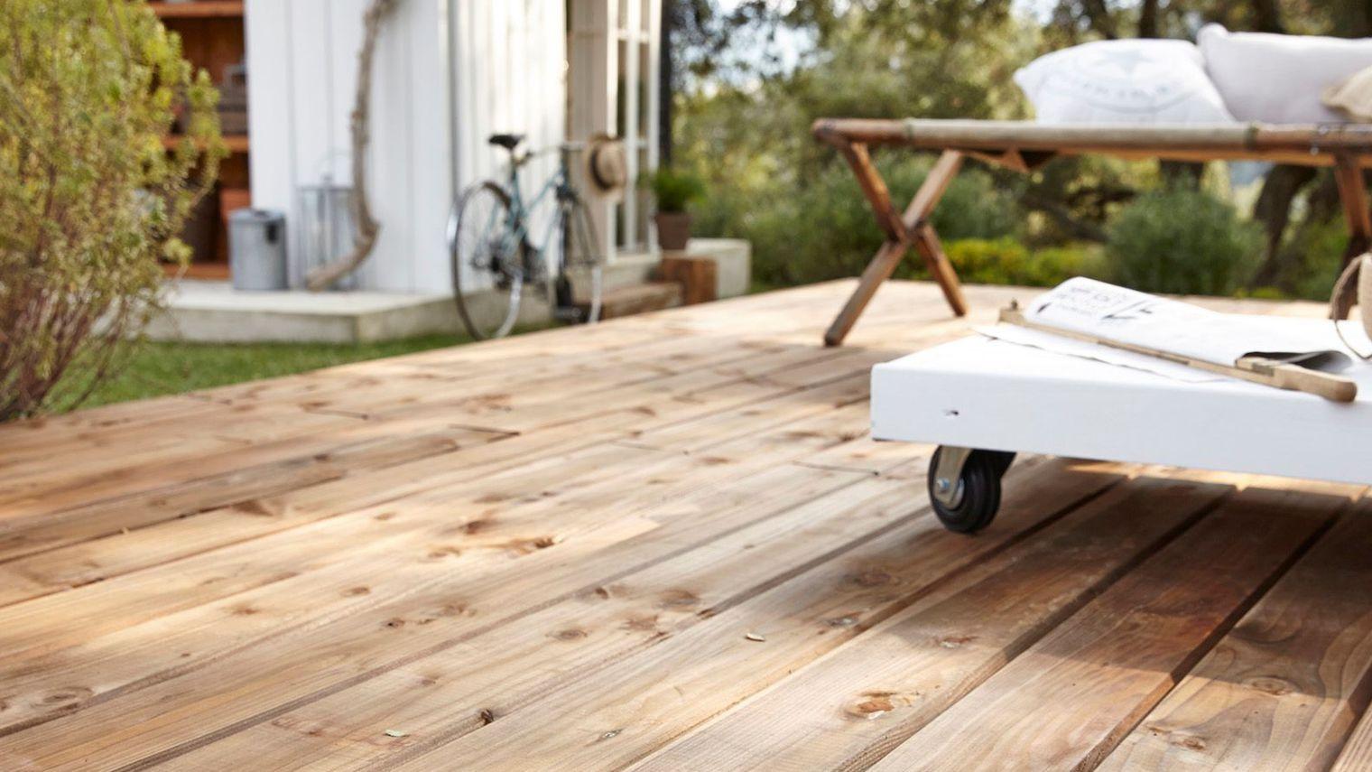 Terrasse bois composite piveteau