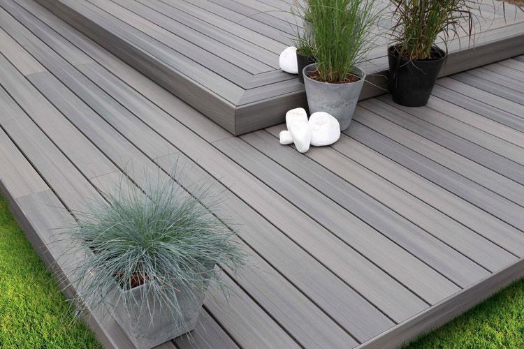 Terrasse bois composite lyon