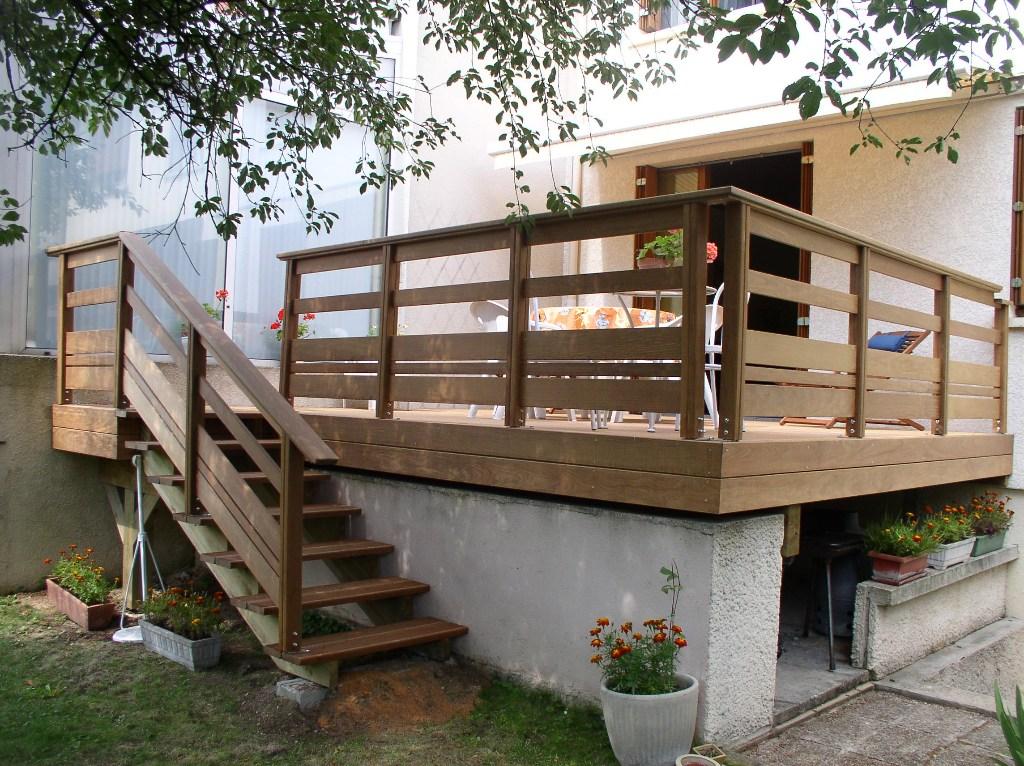 Terrasse Composite Hauteur Mailleraye Fr Jardin