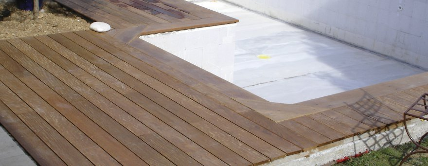 Terrasse bois composite jura