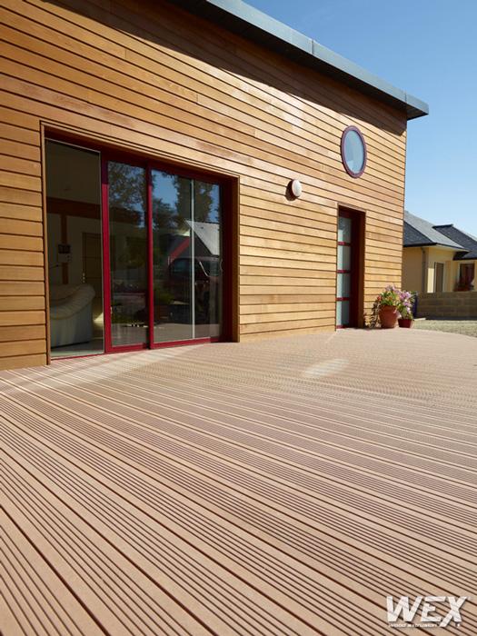 Terrasse composite guadeloupe