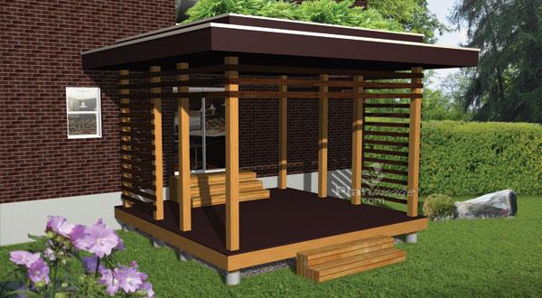 Terrasse composite quebec