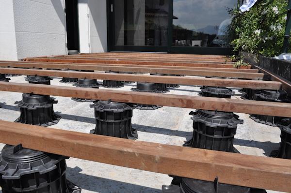 Video terrasse bois piscine