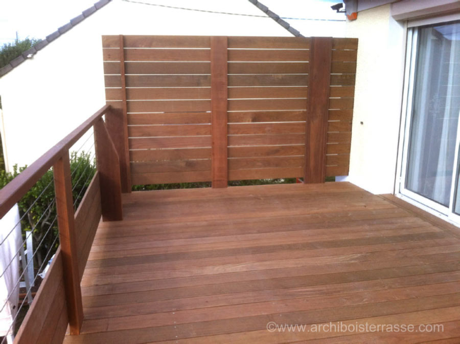 brise vue terrasse en hauteur jardin. Black Bedroom Furniture Sets. Home Design Ideas