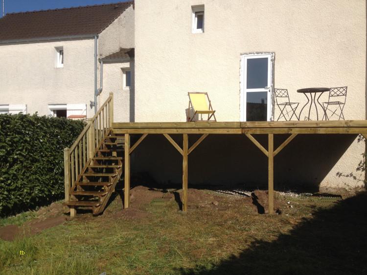 Terrasse bois lorient