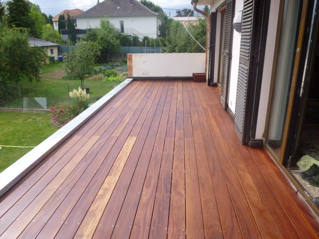 Terrasse bois image
