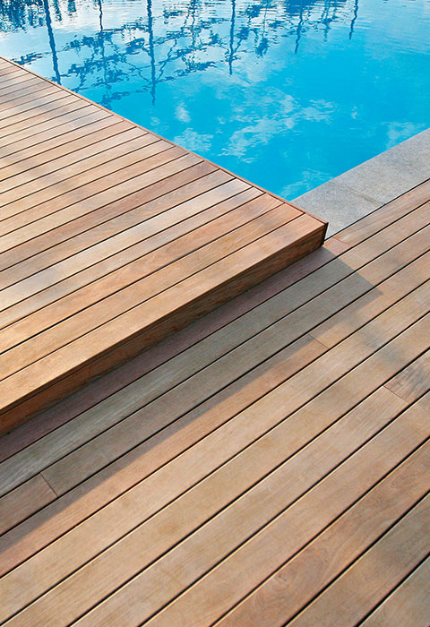Terrasse bois rochefort