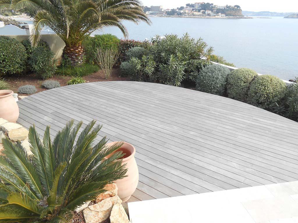 Terrasse bois toulon