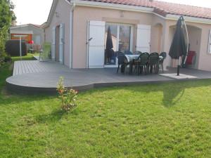 Terrasse Composite Haute Loire Mailleraye Fr Jardin