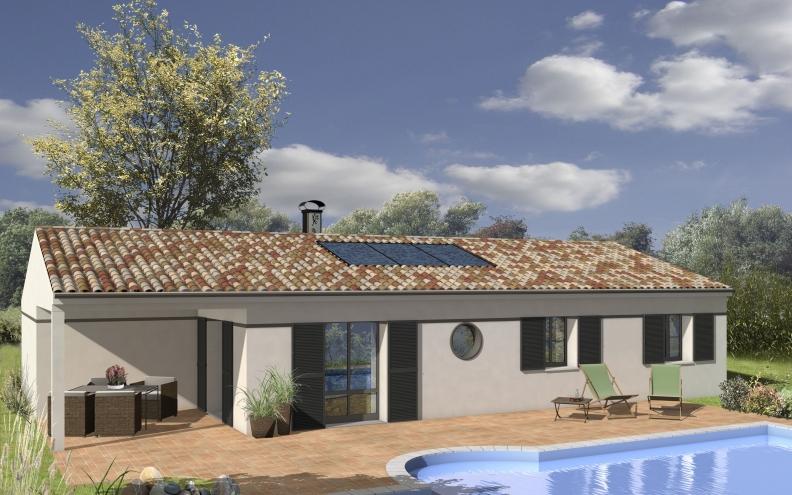 Terrasse Couverte Maison Mailleraye Fr Jardin